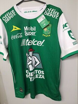 Pirma Leon FC Cancer Awareness Jersey-Official 2017-2018 Leon FC Jersey