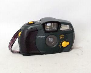 Minolta-Vectis-GX-2-GX2-APS-Film-Camera-Point-and-Shoot-P-amp-S