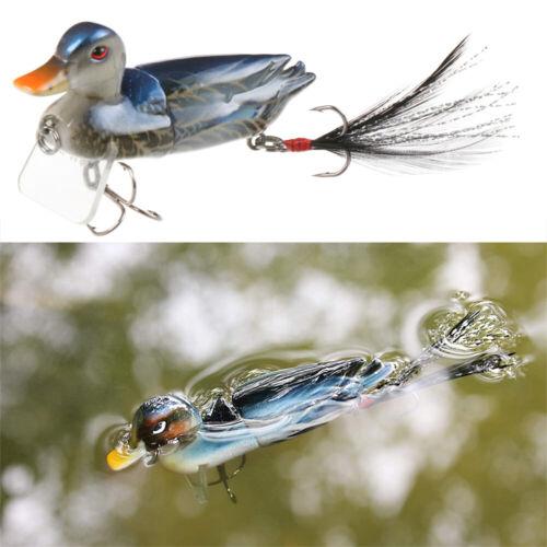 Topwater Swimbait Artificial Bait Fishing Tackle Bass Hook Fishing Lures