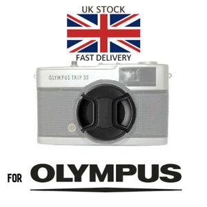 BRANDNEU-Olympus-Trip-35-Ersatz-Objektiv-mit-Kordel-Schutz-Ihrer-Optik