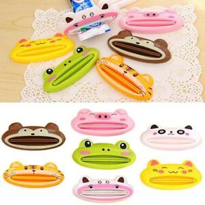 5Pcs-Cartoon-Toothpaste-Squeezer-Easy-Dispenser-Rolling-Holder-For-Home-Bathroom