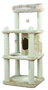 Arbre à chat Trixie Belinda, 140 Cm, Beige