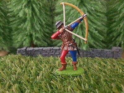 Il Migliore English Archer Metal Cast Painted Figure Acquista Ora