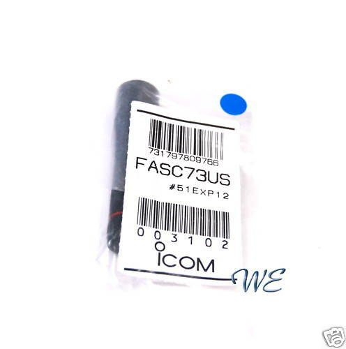 NEW ICOM FA-SC73US 450-490Mhz Antenna for IC-F4021 IC-F4023 IC-F4 IC-IC-F4061