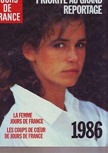 jours-de-france-album-1986-femme-jours-de-France-coups-de-coeur-Jours-de-France