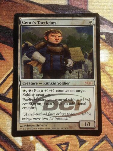 Cenn/'s Tactician Promo Gateway  VO   MTG Magic SP