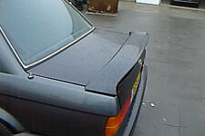 BMW E30 M-Tech 2 Rear Boot Spoiler/Trunk Wing 1982-1994 - Unpainted - Brand New