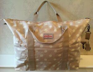 Cath Kidston Holiday Bag Foldaway Large Overnight Travel Luggage Lightweight