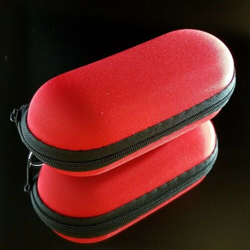 5 inch Hard Shell Case for Glass Tobacco Smoking Pipes