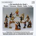 Ein Musikalischer Spass von Heidelberger Kammerorchester (1997)