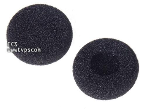 ECS 878861 Dictaphone Headset Ear Cushions 10 pair