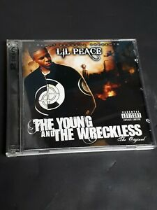 Lil-Peace-The-Young-And-The-Wreckless-2007-CD-DVD-Clout-Records