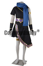 kid Icarus Uprising Dark Pit Cosplay Costume F006