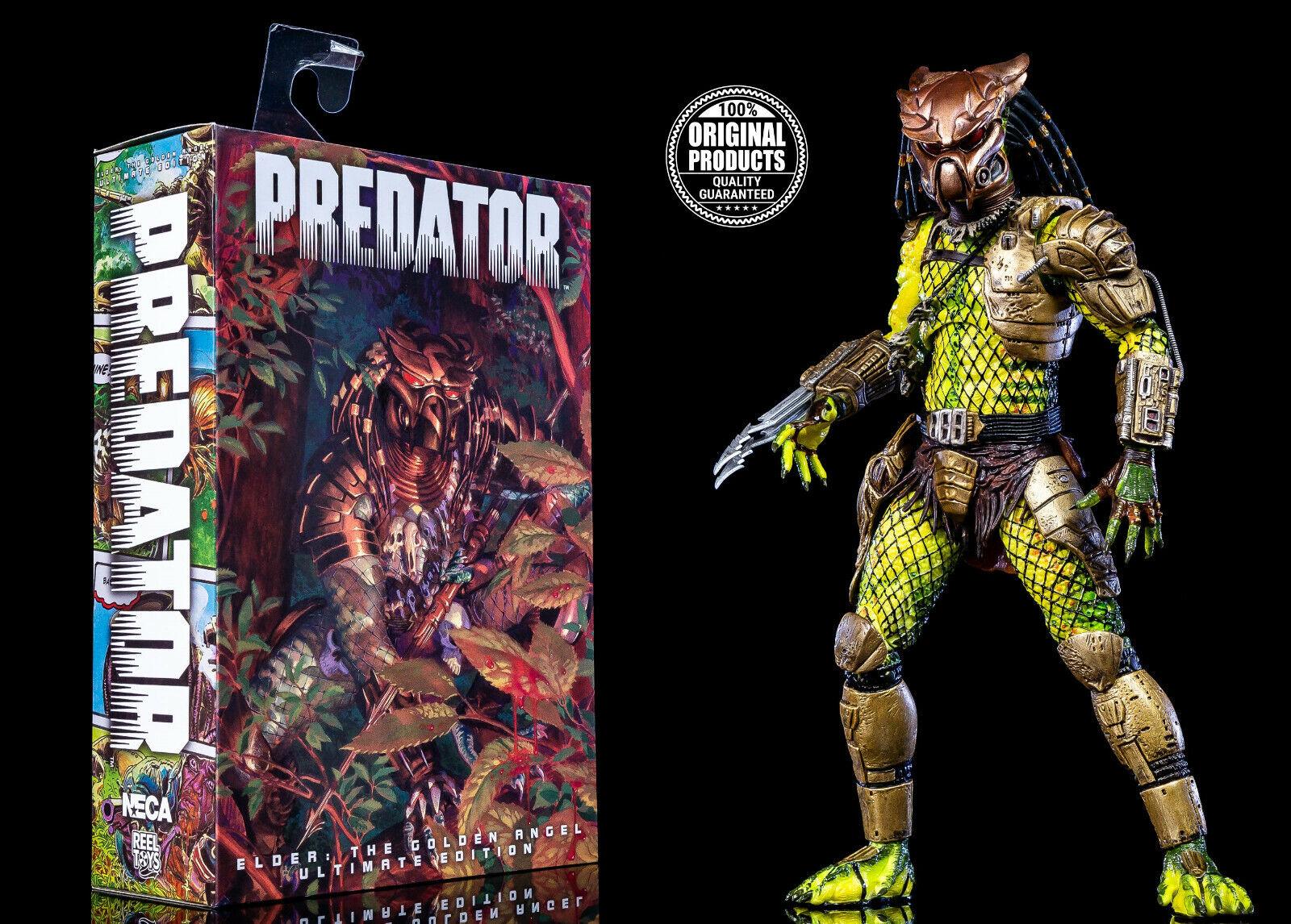Neca Projoator - Ultimate Elder - The oroen Pesca - Scale Figura de Acción -