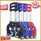 170lbs Folding Dolly Cart Push Hand Truck Moving Warehouse Platform Trolley EO
