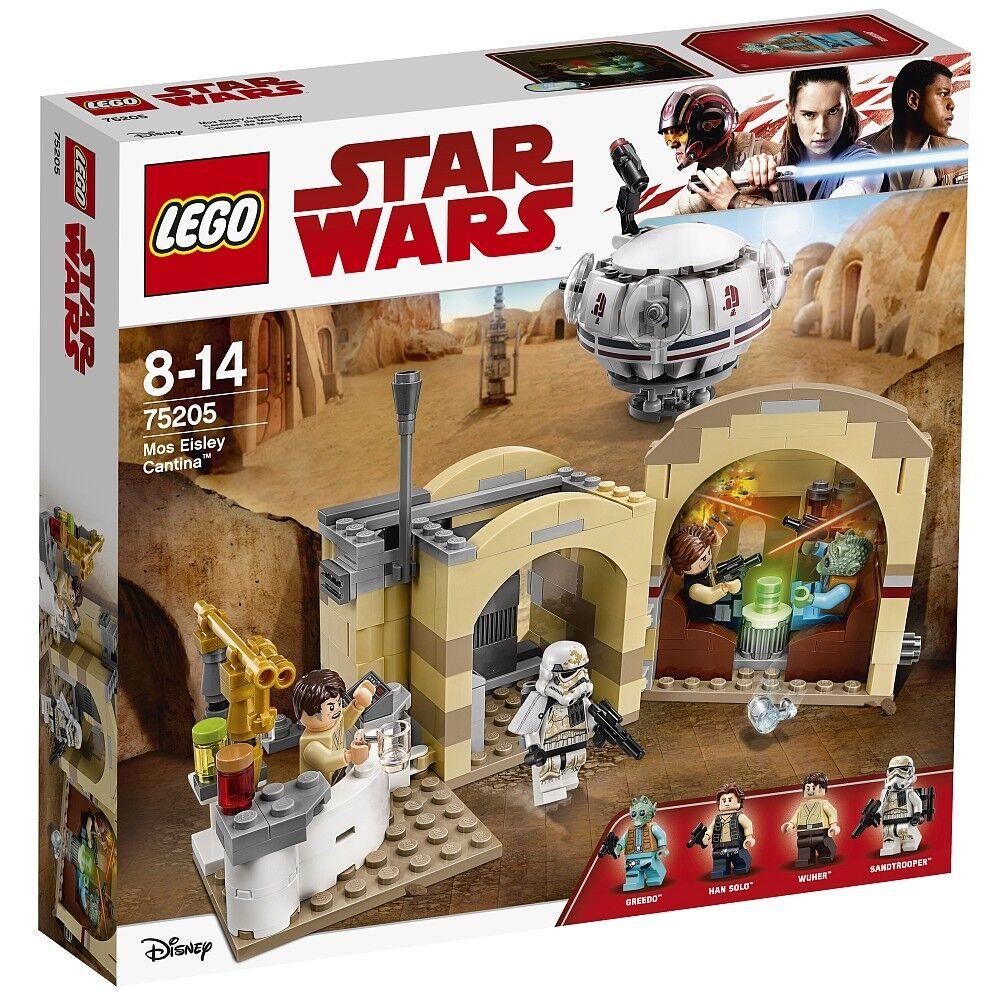 Lego Star Wars 75205 Mos Eisley Cantina NEU OVP