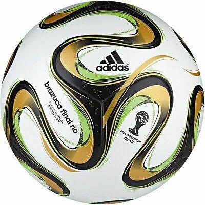 adidas Brazuca Rio Finale-Fußball Endspiel WM 2014 TopReplique Ausführung G84001