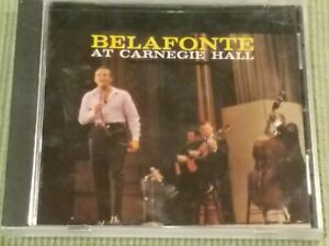 BELAFONTE-AT-CARNEGIE-HALL-15-TRACK-NEW-FACTORY-SEALED-CD-FREE-SHIPPING