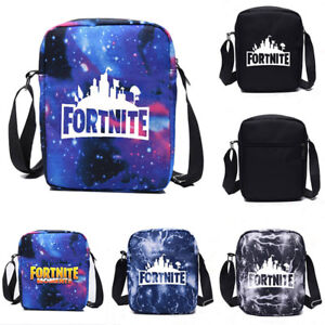 6d13cb65e2c3d Image is loading Fortnite-Battle-Royale-Galaxy-Messenger-Shoulder-Bag -School-