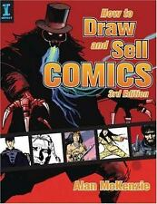 How to Draw and Sell Comics by Alan McKenzie (2005, Paperback)