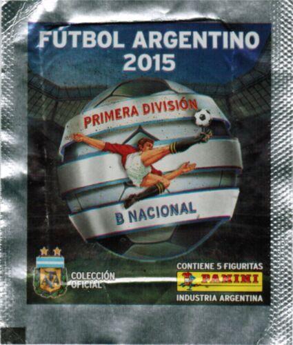 Argentina 2015 PANINI FUTBOL ARGENTINO Football Sticker Pack