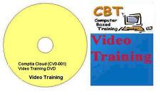Comptia Cloud (CV0-001) Video Training DVD