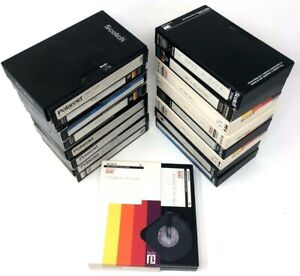 LOT-of-17-Used-Betamax-Cassette-Tapes-not-VHS-Sold-as-Blank