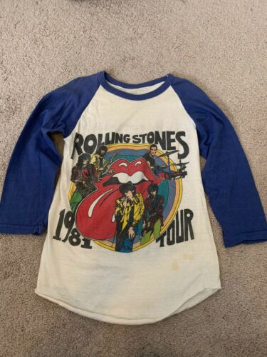 Rolling stones tattoo You Baseball Shirt
