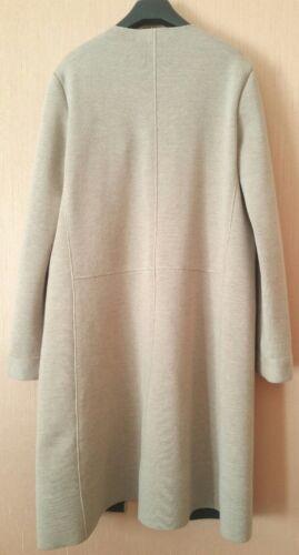 pour beige Blumarine Manteau femmes laine en fabriqu ZFFvpO8