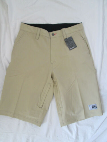 Mens Shorts Brown Tan khaki hiking camping 30 32 34 46 small medium large XL NEW