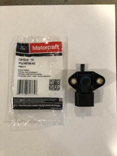 Genuine Ford Motorcraft Fuel Injection Pressure Sensor CM-5229 3F2Z-9G756-AC NEW