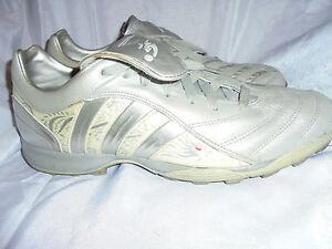 Adidas Predator Traxion Turf botas de fútbol rara gris talla 11