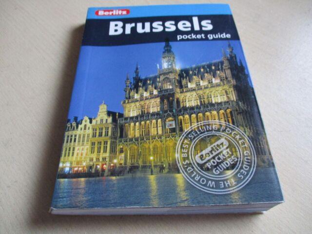Berlitz: Brussels Pocket Guide (Berlitz Pocket Guides), Jack Altman,  ONE OWNER