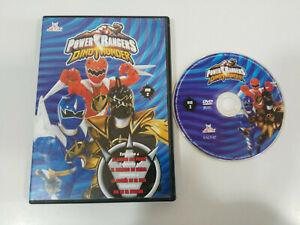 POWER-RANGERS-DINOTHUNDER-VOLUMEN-2-4-EPISODIOS-DVD-ESPANOL