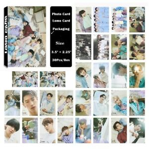 30Pc-set-KPOP-GOT7-Album-Present-YOU-PhotoCard-Lomo-Card-Posters-Photo-Card