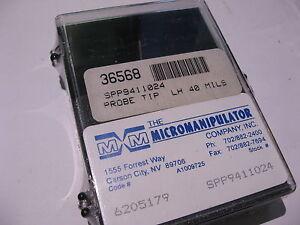 Qty-1-Micromanipulator-Co-Probe-Tip-SPP9411024-LH-40-Mils-NEW-Sealed
