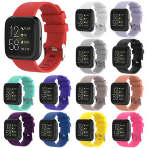 For-Fitbit-Versa-2-LITE-Watch-Band-Replacement-Silicone-Bracelet-Wrist-Strap