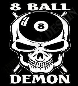 8 Ball Pool Billiard Snooker Hustler T-shirt