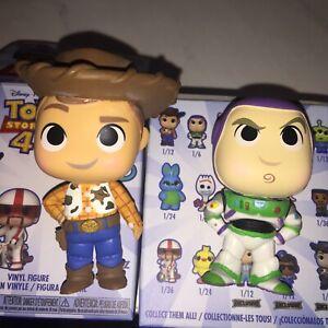 Toy Story 4 Funko mystery Minis Buzz Lightyear