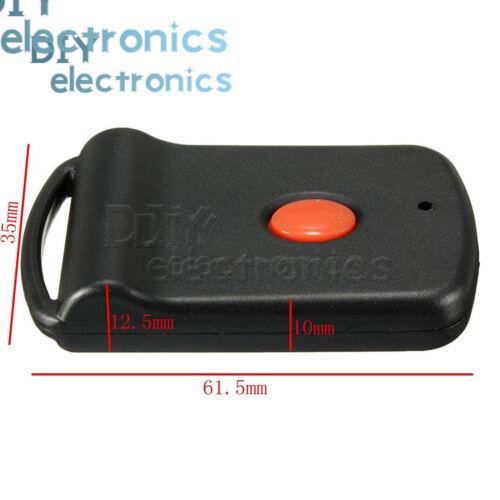 Mini Remote Garage Transmitter MultiCode 3060 300mhz 315MHZ 3089 Linear 12V US
