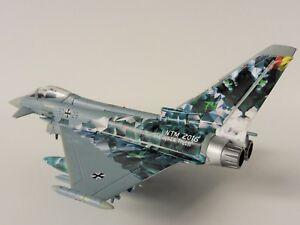 Eurofighter-Typhoon-Luftwaffe-1-72-Herpa-580168-OTAN-Tiger-Meet-Cyber-Tiger