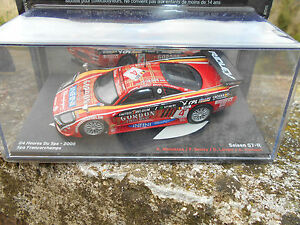 SALEEN S7-R - SPA-FRANCORCHA<wbr/>MPS - 24H DU SPA 2008-SCALA 1\43