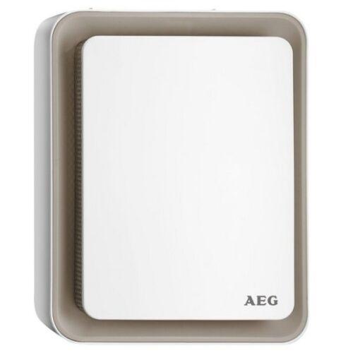 AEG Chauffage HS 207 B avec umkippschutz Chauffage Ventilateur 1800 W hs207 Beige