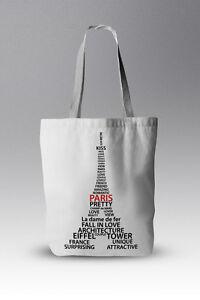 Paris Eiffel Tower Reusable Tote Shopping Bag  from Burlington