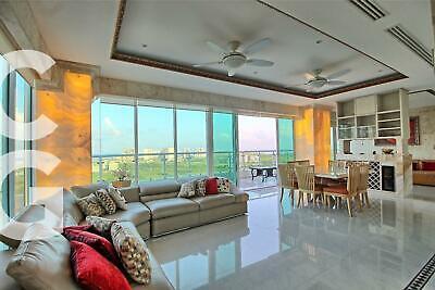 Departamento en Renta en Cancun en Residencial Isola Penthouse con 4 Recamaras