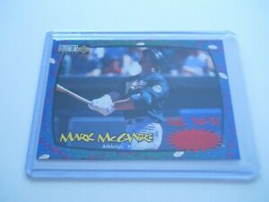 1997-Upper-Deck-Collectors-Choice-Crash-the-game-Mark-McGwire