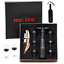 Mockins-Wine-Accessory-Set-Wine-Saver-Pump-6-Stoppers-Wine-Aerator-amp-Corkscrew thumbnail 16