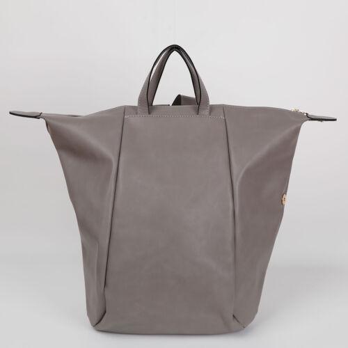 Korea Fashion Women Anpang Backpack Tote School Travel Business Bag Faux Leather