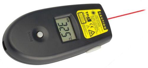 Termometro a Infrarossi-Flash III berührungslos Misurare Temperatura TFA 31.1114 LASER
