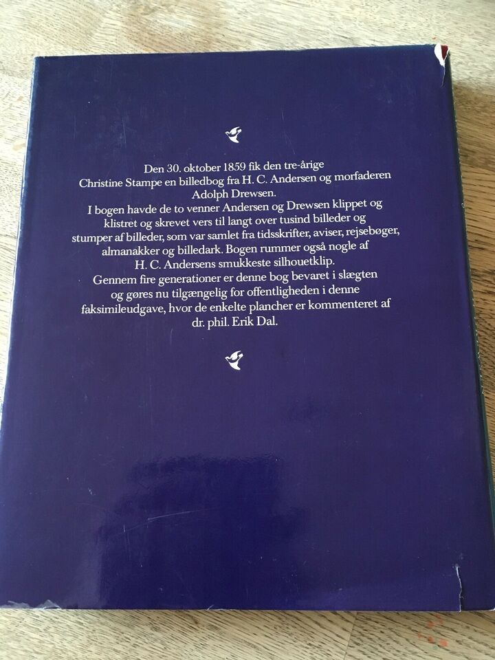 Christines billedbog, H. C. Andersen og morfar - Adolph